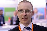 Директор по маркетингу Рижского свободного порта Эдгарс Суна