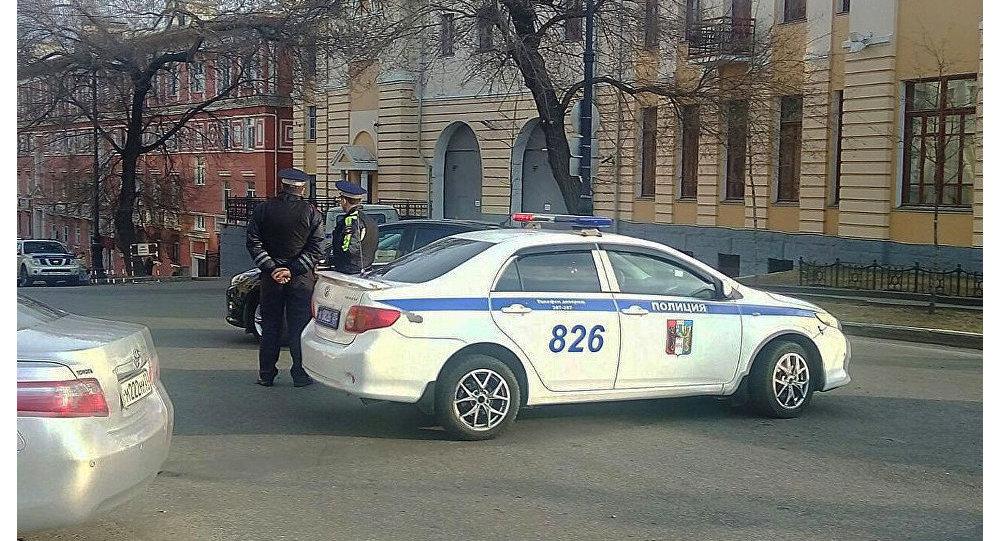 При нападении наприемную ФСБ вХабаровске убиты три человека