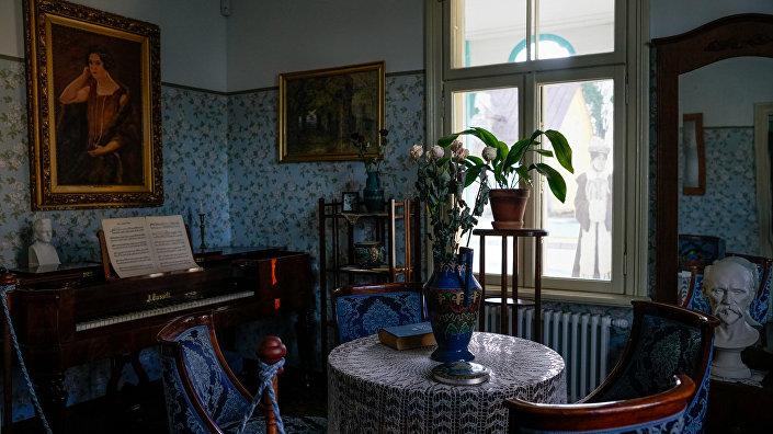 Дом-музей Аспазии в Юрмале