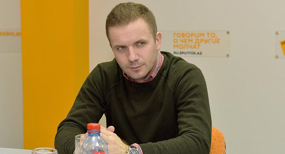 Политолог Станислав Притчин
