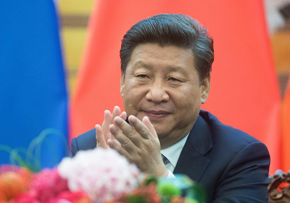 Визит президента РФ В.Путина в Китайскую Народную Республику. День второй