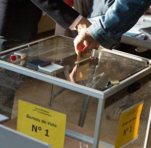 Francijas prezidenta vēlēšanu pirmā kārta