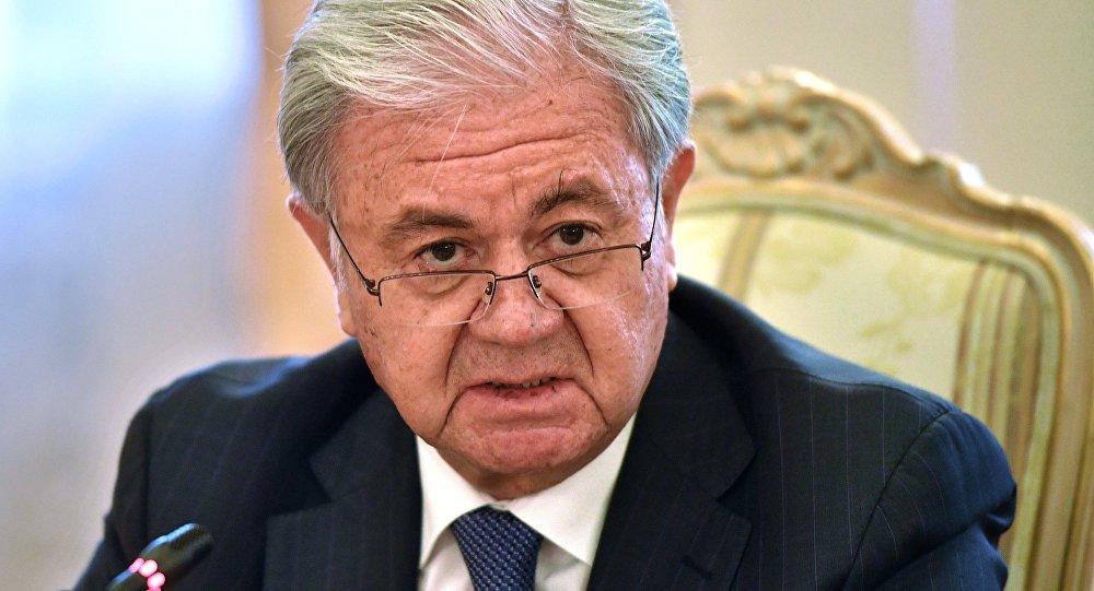 Генеральный секретарь ШОС Рашид Алимов