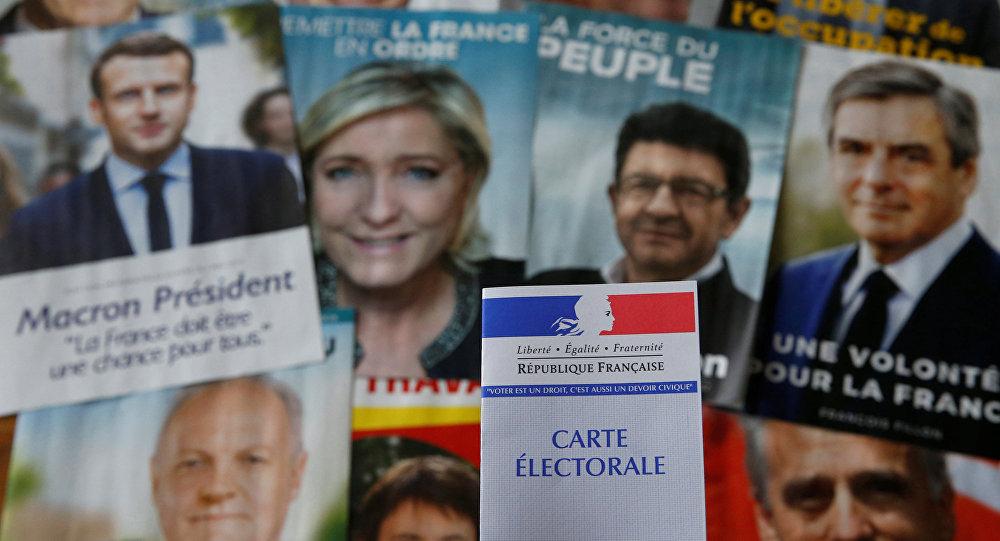 Выборы президента Франции 23 апреля 2017 года