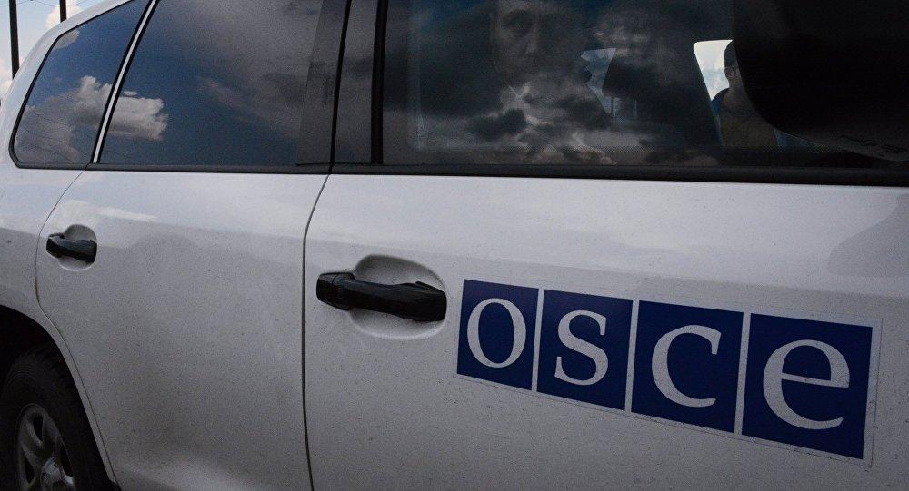 МИД РФ призвал ОБСЕ воздействовать на Латвию из-за высылки Курлаевых