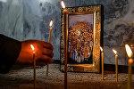 Икона святых мучеников Геноцида армян