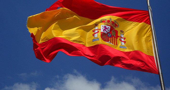 Spānijas karogs