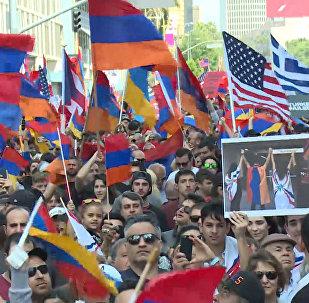 Акции памяти о геноциде армян