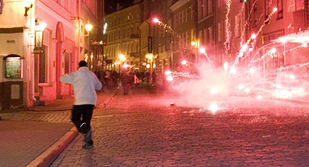 Bronzas nakts notikumi Tallinā