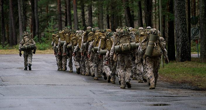 Latvijas armijas vienība