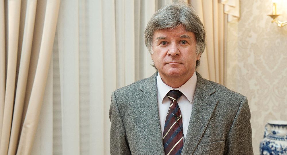 Посол РФ в Эстонии Александр Петров