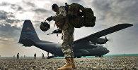 ASV armijas karavīrs