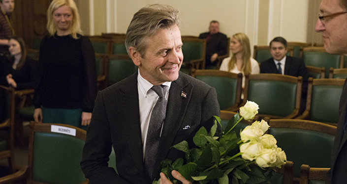 Михаил Барышников получил гражданство Латвии