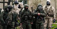 NATO karavīri. Foto no arhīva