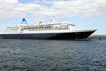 Корабль MS Saga Sapphire