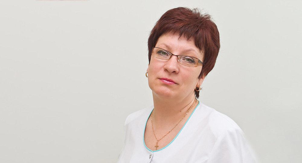 Инта Сика, старшая сестра неврологического отделения Видземской больницы и реабилитационного центра