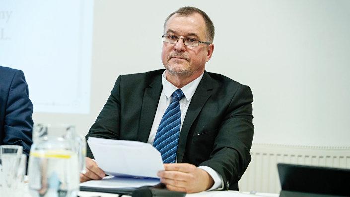 Михаил Черноусов, председатель правления общественной организации Society for Baltic Security (SBS)