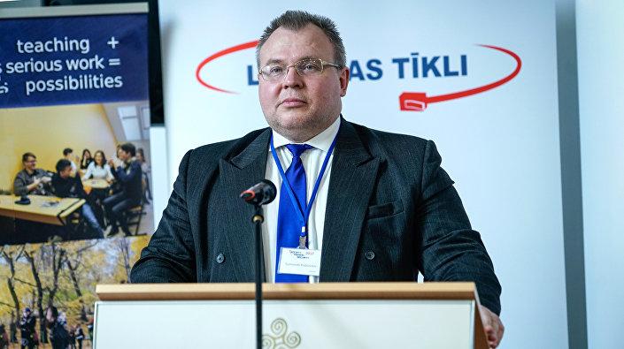 Раймондс Рубловскис, советник по стратегическим вопросам начальника муниципальной полиции Риги