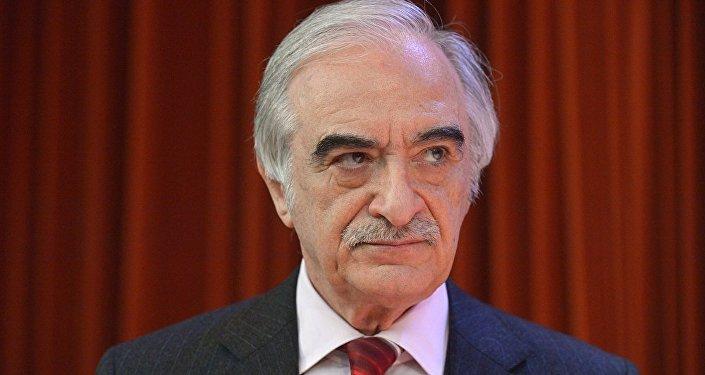Посол Азербайджанской республики в РФ Полад Бюльбюль оглы