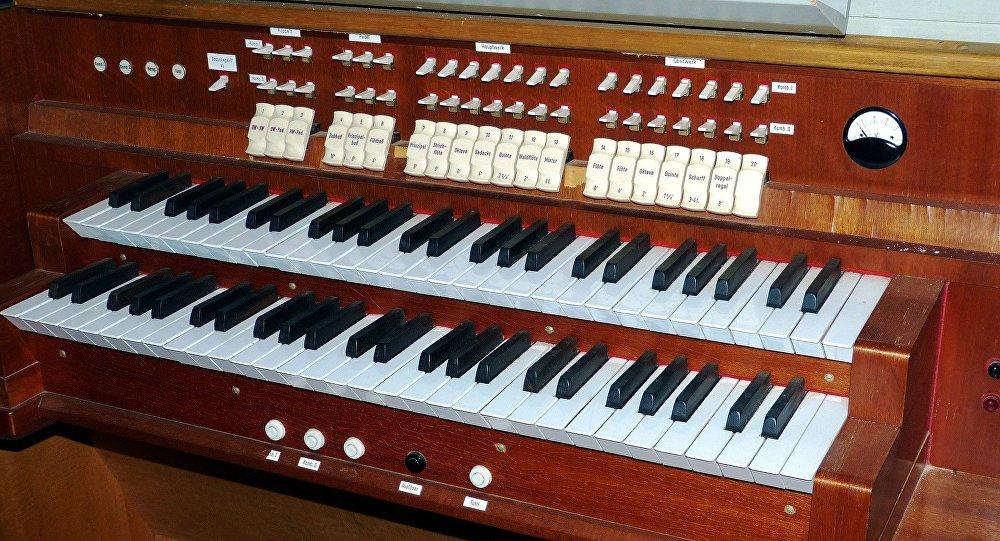 Инструмент орган