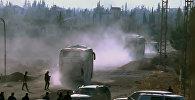 Город Хан аш-Ших перешел под полный контроль сирийских властей