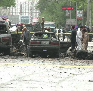 Kabulā NATO kolonnas ceļā uzspridzinājies pašnāvnieks