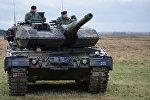 Военнослужащие НАТО в Польше, архивное фото