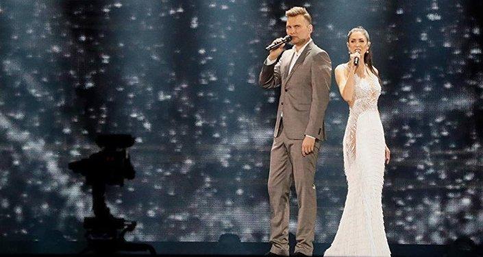 Второй полуфинал «Евровидения» вКиеве: болеем заNaviBand. Онлайн TUT!
