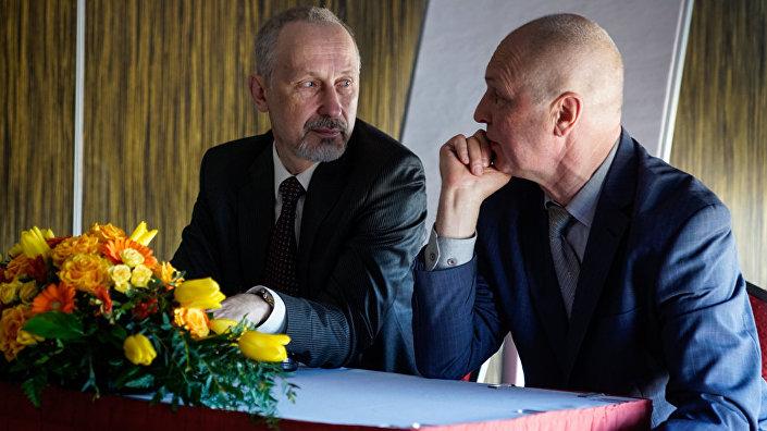 Александр Васильев и Владимир Соколов