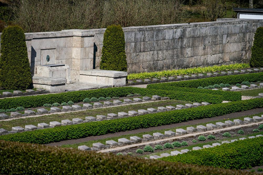Рижское Братское кладбище — крупнейшее воинское кладбище в Латвии