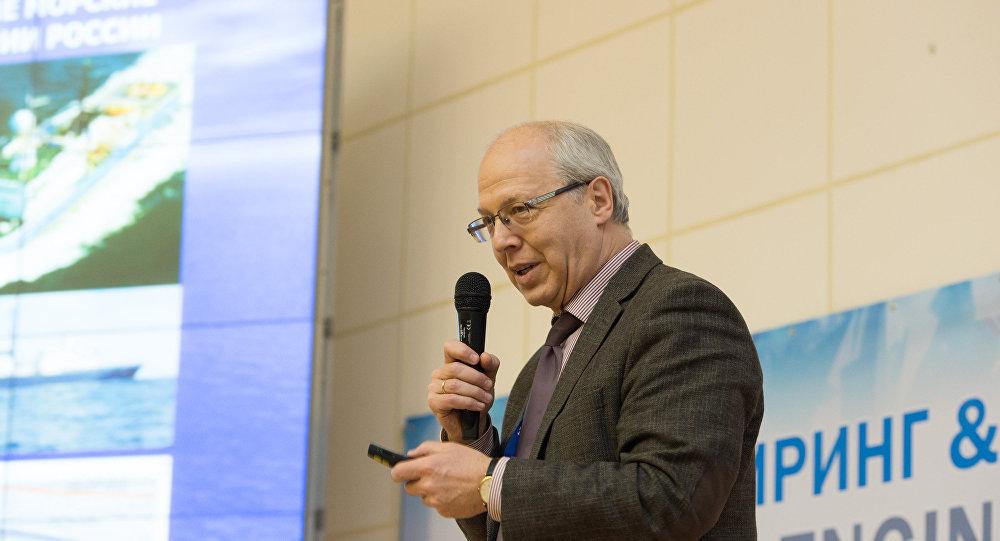 Член-корреспондент РАН Леонид Лобковский