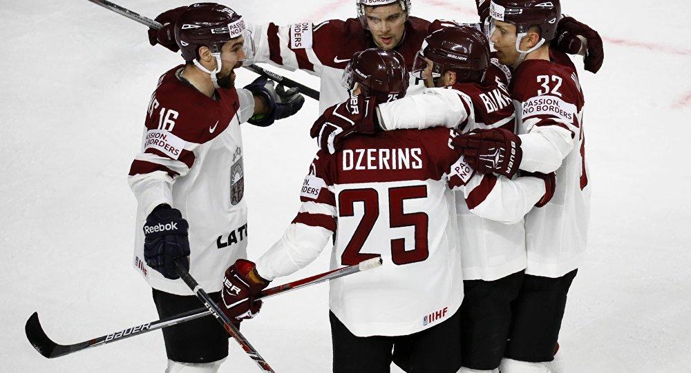 Победа сборной Латвии над Италией