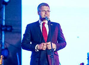 Мэр Риги Нил Ушаков, архивное фото