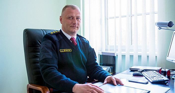 Начальник рижской полиции Юрис Шулте