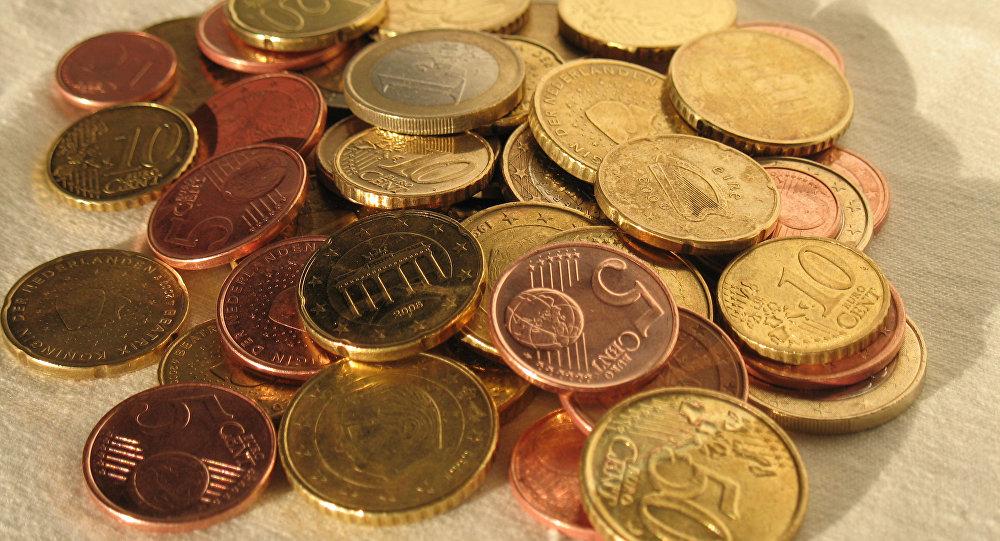 Евро, монеты