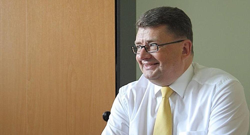 Директор Бюро по защите Сатверсме Янис Майзитис