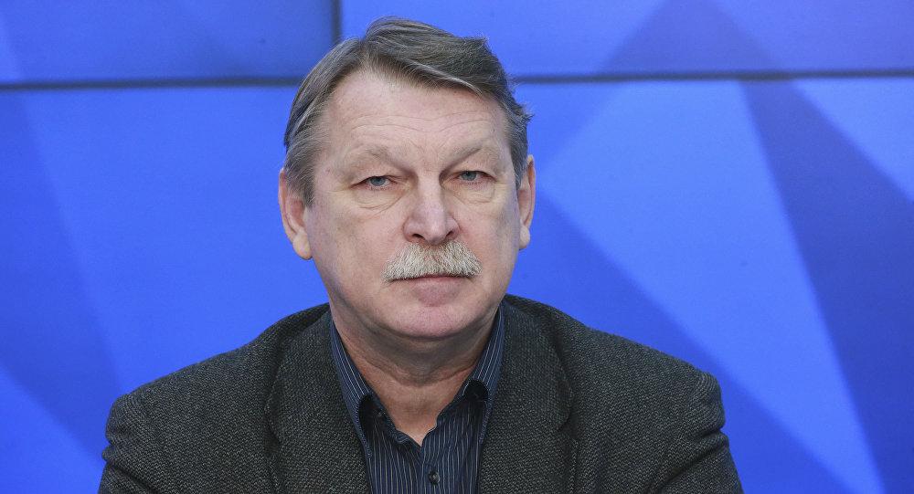 Заведующий отделом европейской безопасности Института Европы РАН Дмитрий Данилов