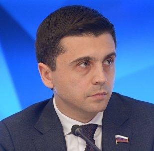Krievijas Valsts domes deputāts Ruslans Bālbeks