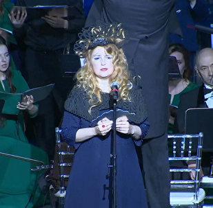 Maskavas metro izpildīja operu elfu valodā