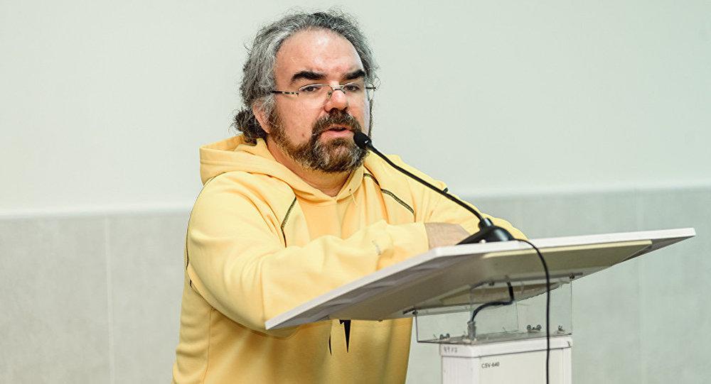 Эксперт по информационной безопасности компании Cisco Systems Алексей Лукацкий