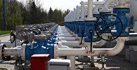 Подземное газовое хранилище в Инчукалнсе