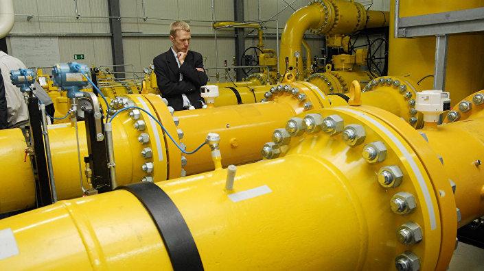 Газовая компрессорная станция Рига-1
