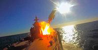 Raķetes, reisi un rūpes: Baltijas flotes ikdiena