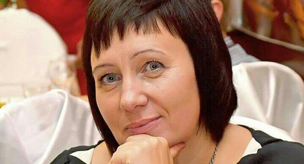 Общественный деятель Тамара Самойленко