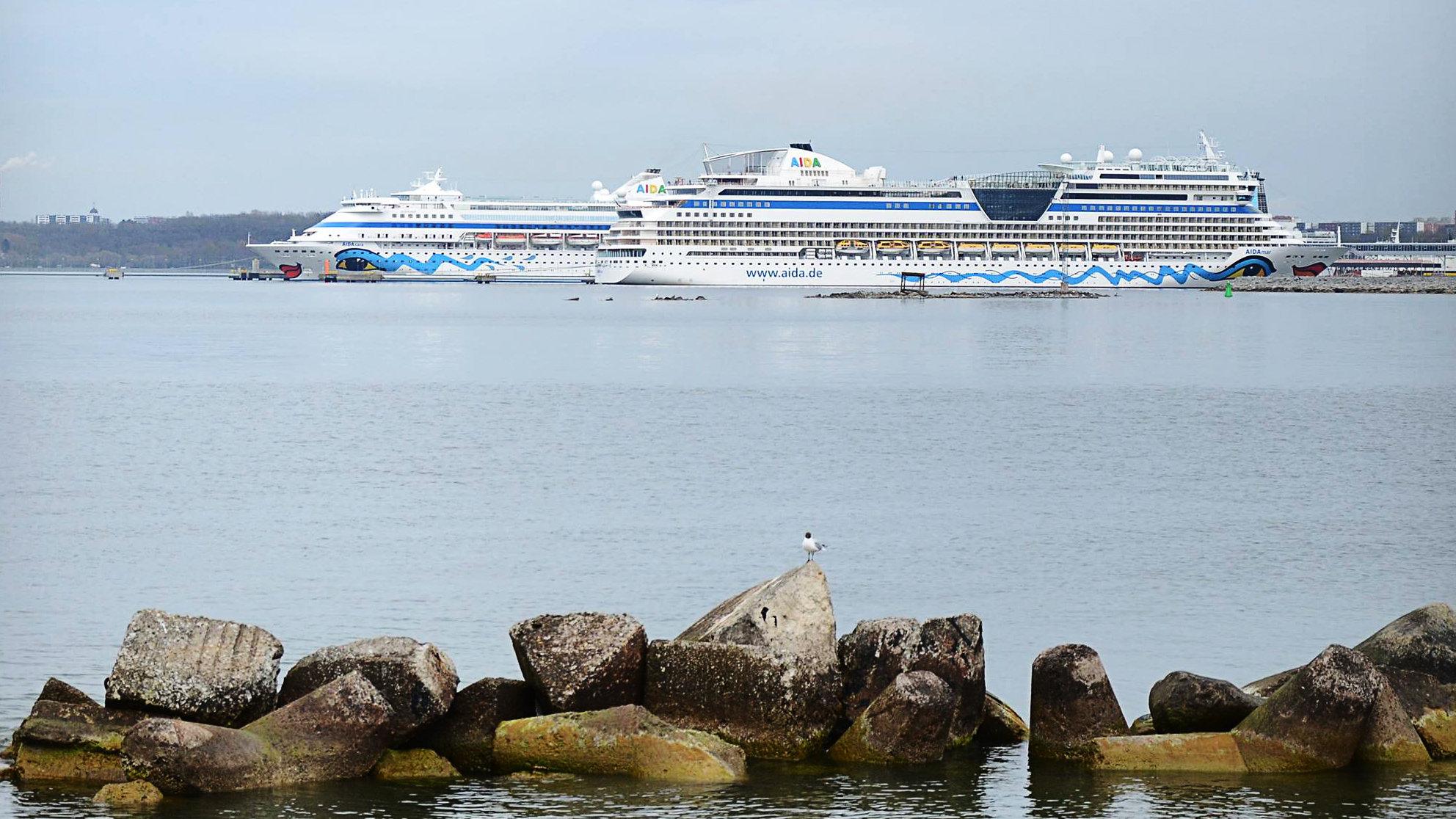 Таллинский порт
