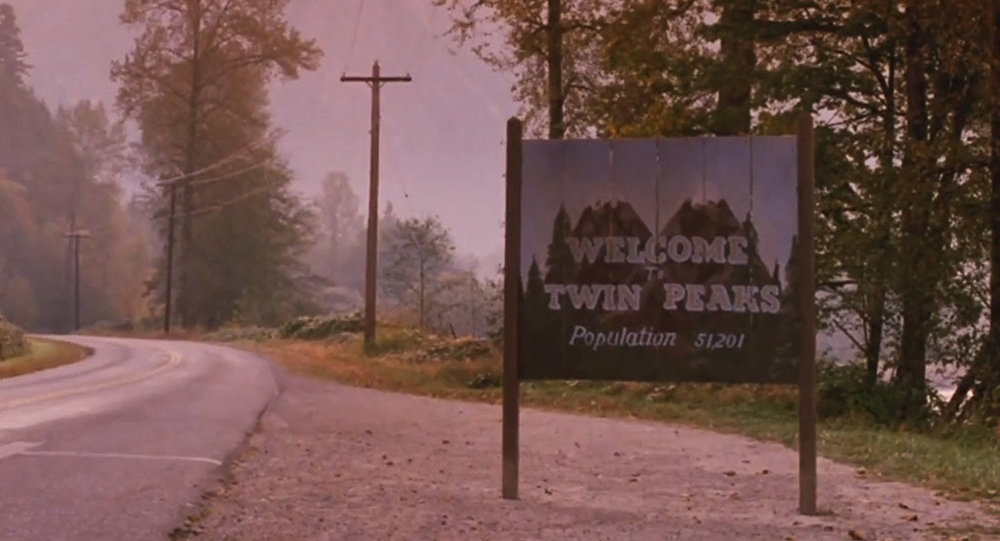 Кадр из сериала Твин Пикс