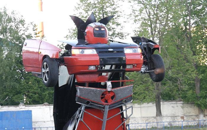 Krievijā parādījies Optimuss Praims