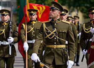 Paņevežā noritēja Lietuvas armijas dienas svētki