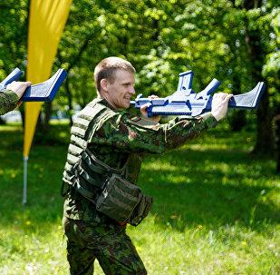 Lietuvas armijas karavīri