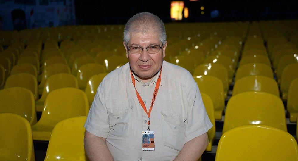 Kirils Razlogovs. Foto no arhīva